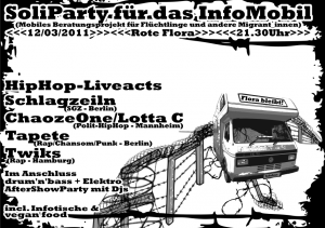 Soliparty Infomobil